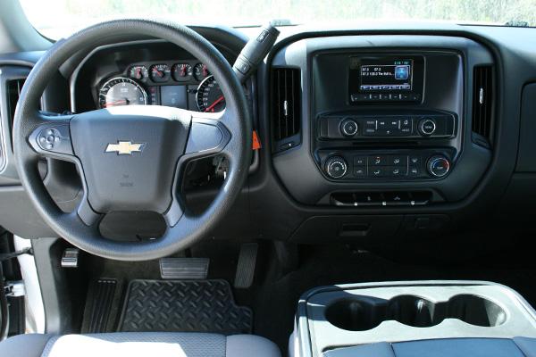 Vehicle #1300 dash