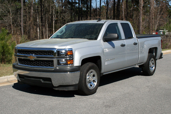 Vehicle #1300 front