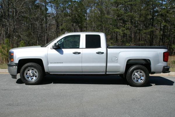 Vehicle #1300 side