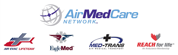 Brands in the AirMedCare Network