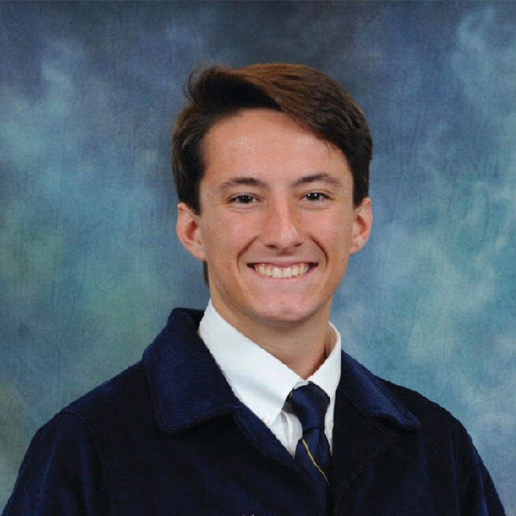 Meet Thomas Maddox, FFA Central Region State Vice President