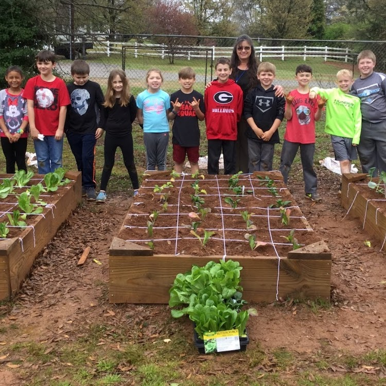 Ag Education Hatches in Elementary Schools