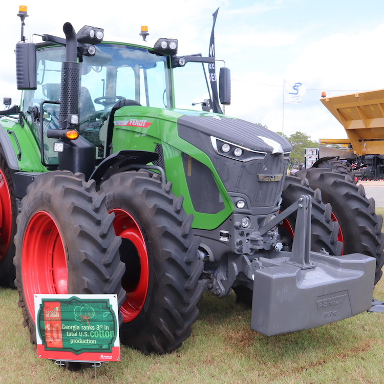 Fendt tractors beef up distribution in Southeast