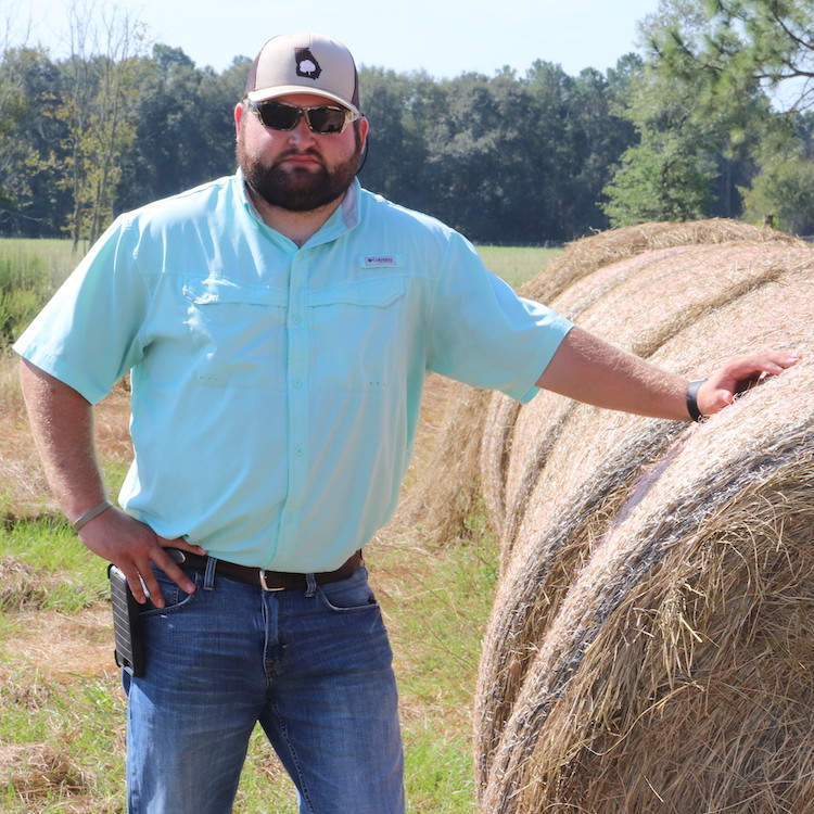Pridgen: Pitching the positives of ag