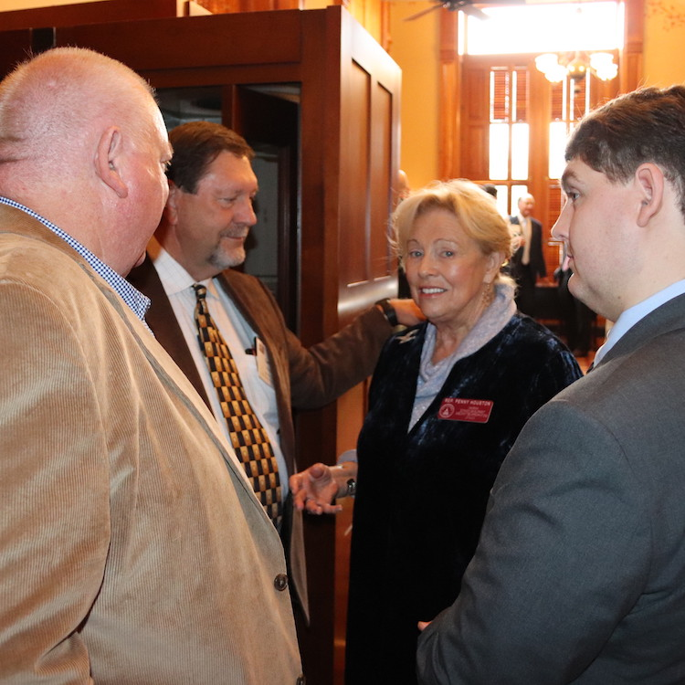 GFB members push ag issues at state capitol