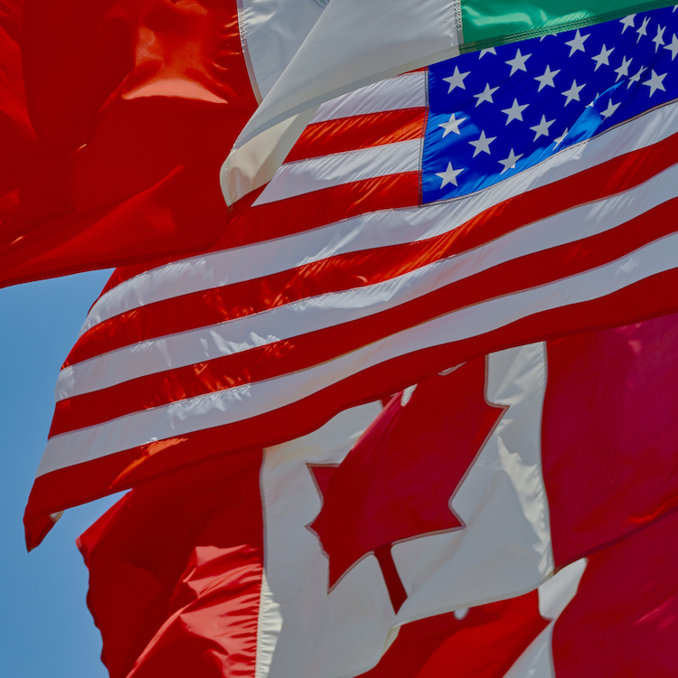 U.S., Canada, Mexico reach trade agreement