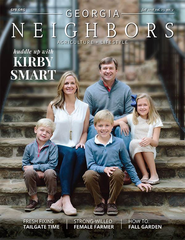 Fall 2018 issue of Georgia Neighbors magazine