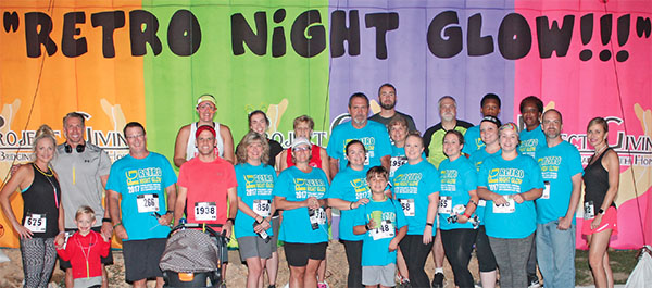Retro Night Run 2017