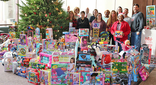 Kids Yule Love Toy Drive 2018