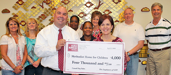 Methodist Home for Children 2015