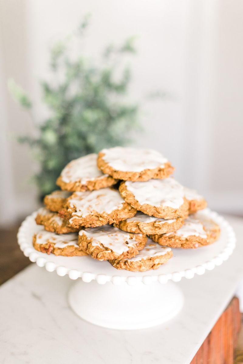 Brown Butter Pumpkin Cookies