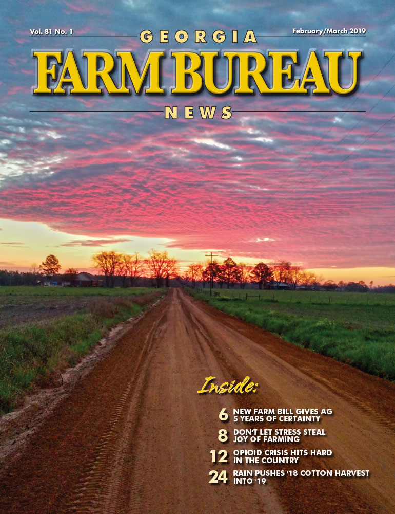 November / December 2018 issue of GFB News Magazine