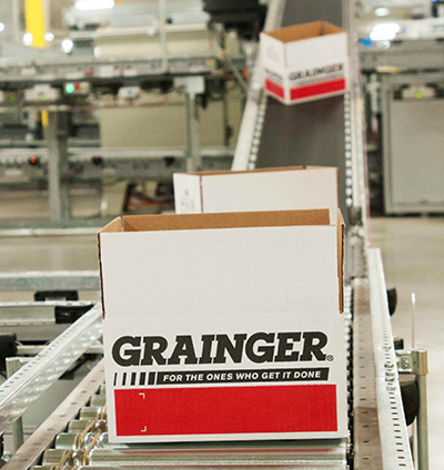 Grainger boxes