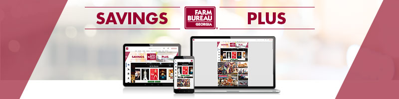 Savings Plus App Banner